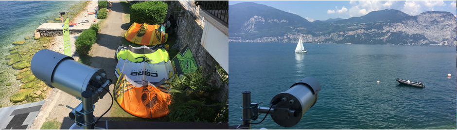 Webcam Garda Lake Brenzone
